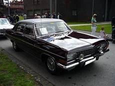 Opel Diplomat V8 1964 1968 Der Diplomat War Das