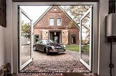 garage scheune scheune backsteinboden zinkdach historisch modern