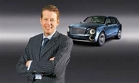 Bentley Appoints Stefan Sielaff As New Design Chief