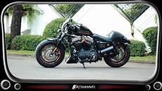 Kaisar Ruby Modif Sportster by Aksesoris Motor Harley Davidson Images
