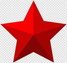 Ikon Bentuk Bintang Bintang Merah Ilustrasi Bintang