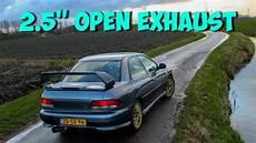 Subaru Impreza Gt Turbo Wrx Scoobysport Exhaust Clip