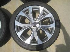 original 2012 2013 honda civic si 17 rims tires 8th gen