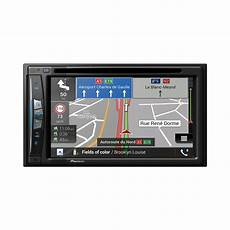 avic f980bt navigation av system with 6 2 quot touchscreen