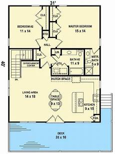 front sloping lot house plans plan 58569sv 2 bed house plan for the front sloping lot