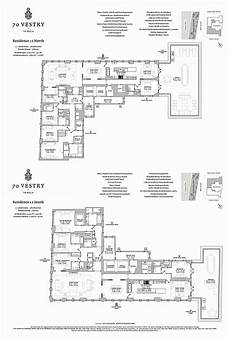 ennis house floor plan re 70 vestry tribeca residence 12 north 12 south