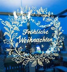 Fensterbilder Vorlagen Weihnachten Kreide Zauberhafte Fensterdeko Weihnachtliche Fensterdeko