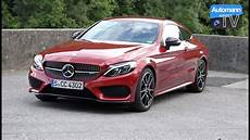 2017 Mercedes Amg C43 Coup 233 367hp Drive Sound 60fps