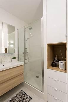 salle de bain bois et blanc c 244 t 233 maison
