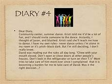 catherine s diary rules by cynthia lord