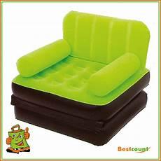 luftbett sessel sofa klappbar aufblasbar cing