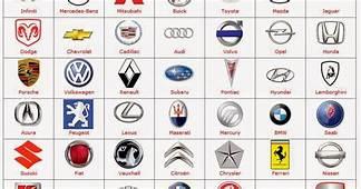 Car Logos With Names  Cars Show