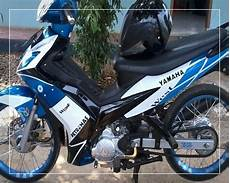 Modifikasi Jupiter Mx 5 Speed Jari Jari by Modifikasi Jupiter Mx Terbaru King 135 150 Cc Standar 5