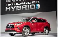 toyota new highlander 2020 redesigned 2020 toyota highlander hybrid all you need to