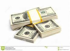 48 dollars en euros money stack of dollars stock photo image of currency