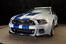 2013 Ford Mustang Shelby GT500 Need For Speed Edition