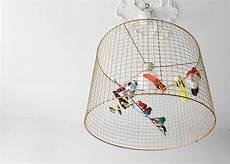 Suspension Luminaire Oiseau