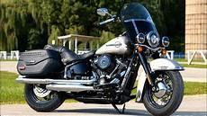2018 New Harley Davidson Softail Heritage Classic 114