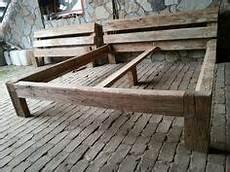 Bauanleitung Balken Bett Wohnung Bett Bett Bett Holz