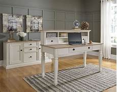 large home office furniture sarvanny two tone home office large leg desk with hutch