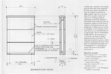 bat conservation international bat house plans bats magazine article designing better bat houses bat