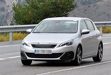 peugeot 308 gti hatch spotted photos 1 of 6