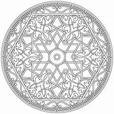 Arabische Muster Malvorlagen Name Orientalische Leinwand Malvorlage Leinwandbild Auf