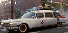 ghostbusters ecto 1 what is the equipment in the roof rack on the ecto