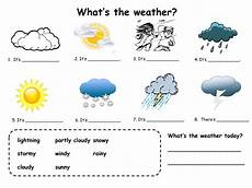 weather worksheets 14565 what s the weather