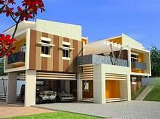 Modern House Front Exterior Design