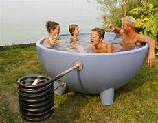 The Avatar Of The Wood Burning Outdoor Tub Is