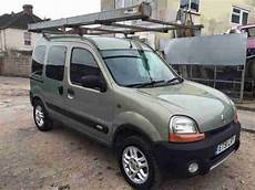 renault kangoo 4 x 4 renault kangoo trekka 4x4 with lpg conversion car for sale