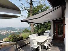 tende da sole a bracci economiche awnings tenda da sole design shadelab kumo