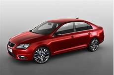 2012 Seat Toledo Concept Vehicle With A Compact Tune Up