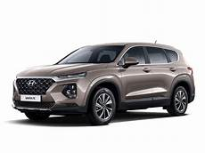 All New 2019 Hyundai Santa Fe Matures Gets Diesel Engine