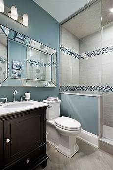 Bathroom Ideas Blue And Gray by 35 Blue Grey Bathroom Tiles Ideas And Pictures