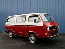 Super Clean 1983 Volkswagen Vanagon  Vw