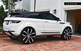 Range Rover Eque On 26 Inch Rims  Trucks Pinterest