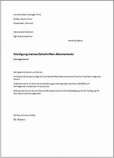 abo kündigung vorlage 15 kr 252 ndigung mietvertrag musterbrief the bside denver