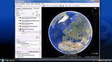 Routenplanung Mit Earth
