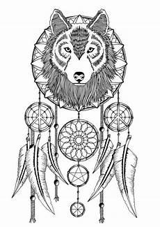 Indianer Ausmalbilder Mandalas Catcher Coloring Pages Image By Jayci Sternlicht On