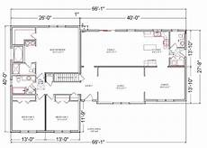 ranch home addition floor plans success house plans 83600