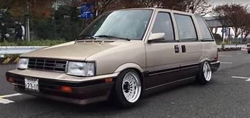 VIDEO M10 Nissan Prairie  Japanese Nostalgic Car