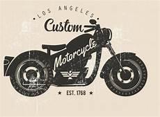 Gambar Sepeda Motor Hitam Putih Pecinta Dunia Otomotif