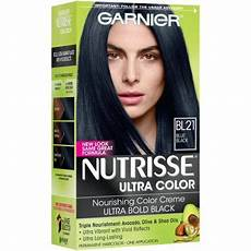 Midnight Blue Hair Dye Garnier