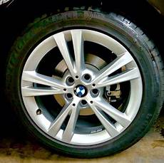 Brand New Original Bmw Wheels 17 Quot Michelin Primacy 3 Run