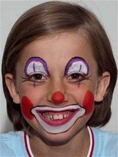 Kinderschminken On Clowns Clown Costumes And