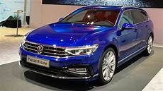 Vw Passat Facelift B8 World Premiere Of The Passat My 2020