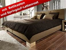 polsterbett 160x200 mit bettkasten komforthöhe polsterbetten 140 215 200 cm preiswert kaufen