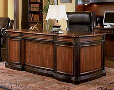 large home office furniture ainsley two tone home executive office desk executive desks